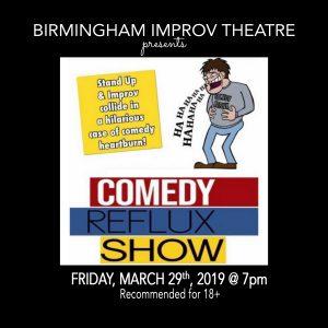 Comedy Reflux Show