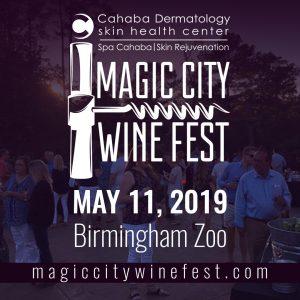 Cahaba Dermatology & Spa Cahaba Magic City Wine Fest