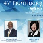 46th Brotherhood and Sisterhood Annual Dinner