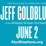 2019 VIVA HEALTH Starlight Gala featuring Jeff Goldblum