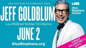 2019 VIVA HEALTH Starlight Gala featuring Jeff Goldblum