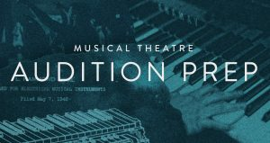 Mason Music Musical Theatre Audition Prep