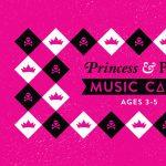 Mason Music Princess and Pirate Preschool Camp