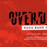 Mason Music OVERDRIVE Rock Band Camp