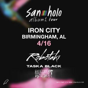 San Holo - The Album 1 Tour
