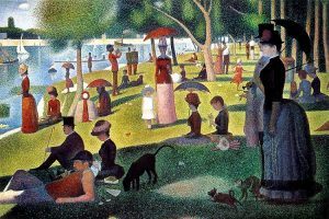 """Musical Production: """"Sunday in the Park with George"""""""
