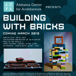 Building with Bricks: LEGO® Architecture Exhibit