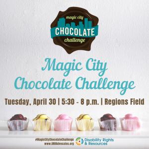 Magic City Chocolate Challenge