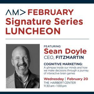 AMA Birmingham February Signature Series Luncheon