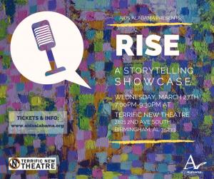 RISE: A Storytelling Showcase