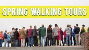 Vulcan Park and Museum Spring Walking Tour