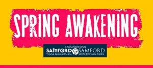 Samford & Samford's Spring Awakening