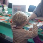 Art Cart: Faux Stained Glass