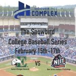 The Snowbird College Baseball Series