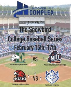 The Snowbird College Baseball Series