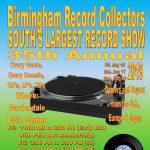 Birmingham Record Collectors 35th Annual Show