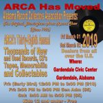 Alabama Record Collectors Association CD & Record Show