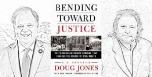 Book Signing - Doug Jones - Bending Toward Justice...