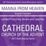 Lenten Lunches