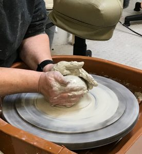 Art in the Making: Art Classes for Adults Age 55 and Better! Clay Workshop