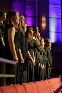 UAB Gospel Choir in concert