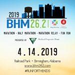 BHM 26.2 Marathon and Half Marathon