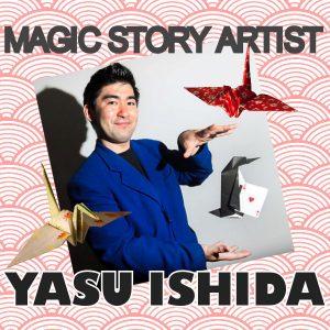 Magic Story Artist: Yasu Ishida