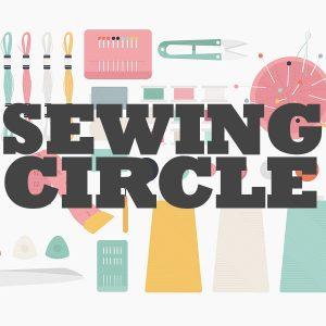 Sewing Circle with Bib & Tucker