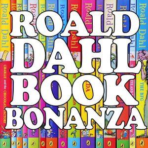 Roald Dahl Book Bonanza