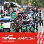 Honda Indy Grand Prix of Alabama Presented by America's First
