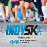 INDY 5K sponsored by BlueCross BlueShield of Alabama