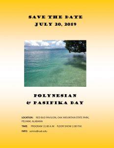 Polynesian Pasifika Day 2019