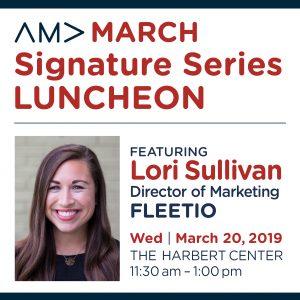 AMA Birmingham March Signature Series Luncheon
