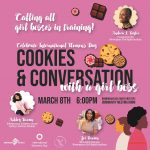 Cookies & Conversation with a Girl Boss