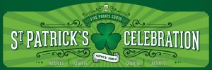 St. Patrick's Day in Five Points South
