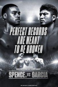 World Welterweight Championship - Errol Spence Jr. vs. Mikey Garcia