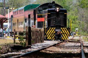 Calera & Shelby Train Ride