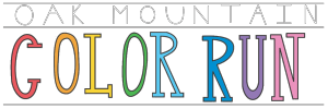 Oak Mountain Color Run