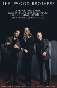 Live at the Lyric: The Wood Brothers