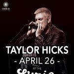 Live at the Lyric: Taylor Hicks