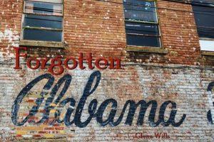 "Glenn Wills, author of ""Forgotten Alabama"""