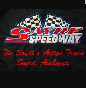 Sayre Speedway Stock Car Racing