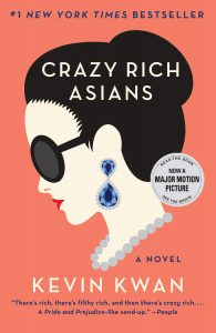 First Thursday Fiction Book Group: Crazy Rich Asia...
