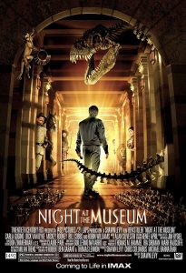 Monday at the Movies: Night at the Museum