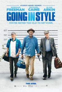 Monday at the Movies: Going in Style