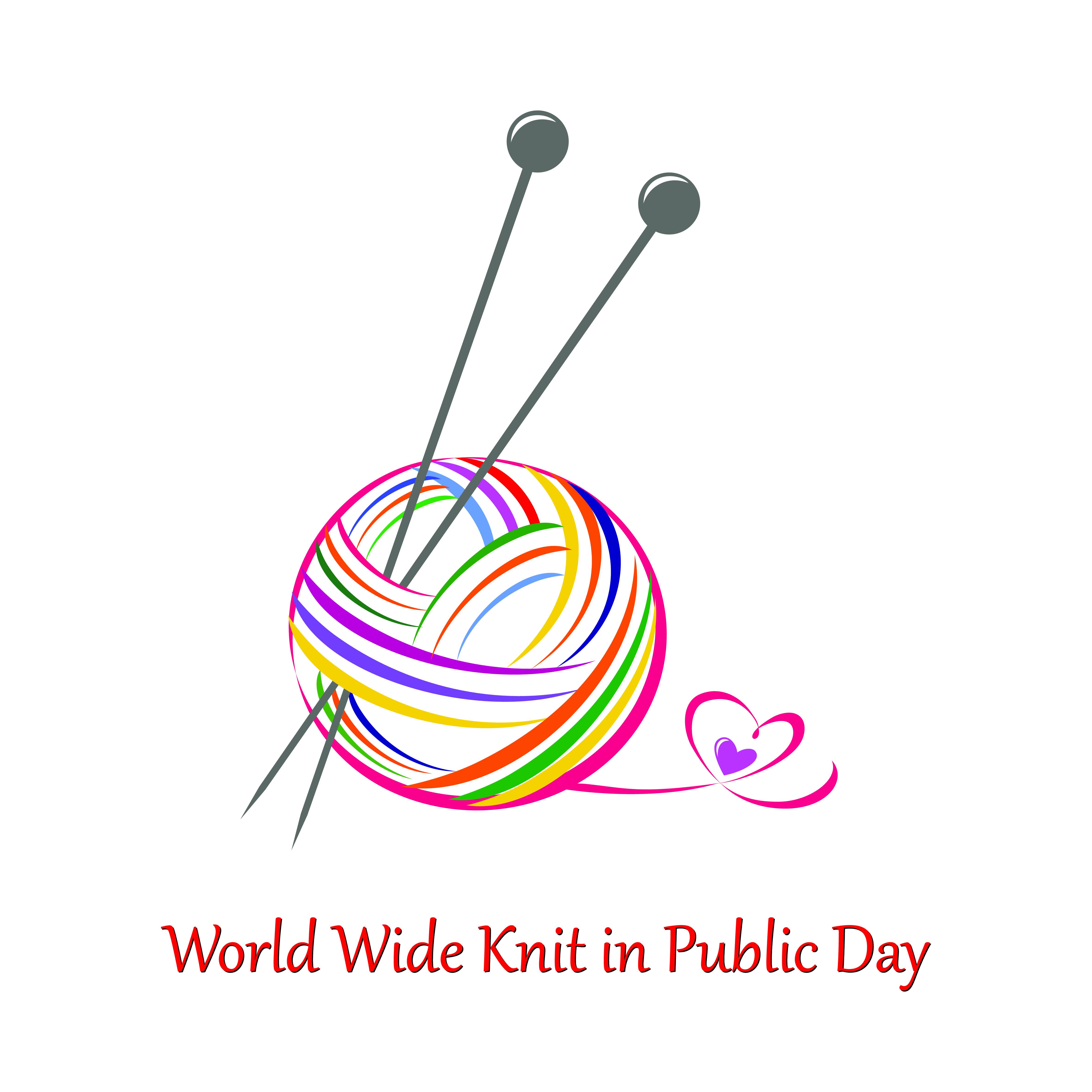 Картинка логотип вязание