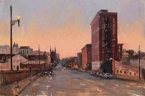 Impressionistic Birmingham with Amy Peterson