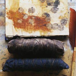 Alabama Dye, Print, Fold and Stitch with Doug Baul...