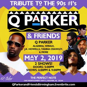 Q Parker and Friends