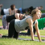 SHIPT Yoga On The Green